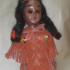 Native American collectors doll